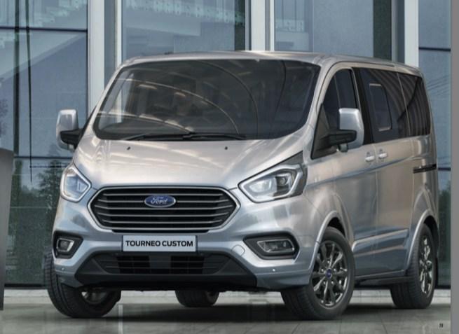 ***NEW ARRIVAL*** Ford Tourneo Custom Titanium 9Seater