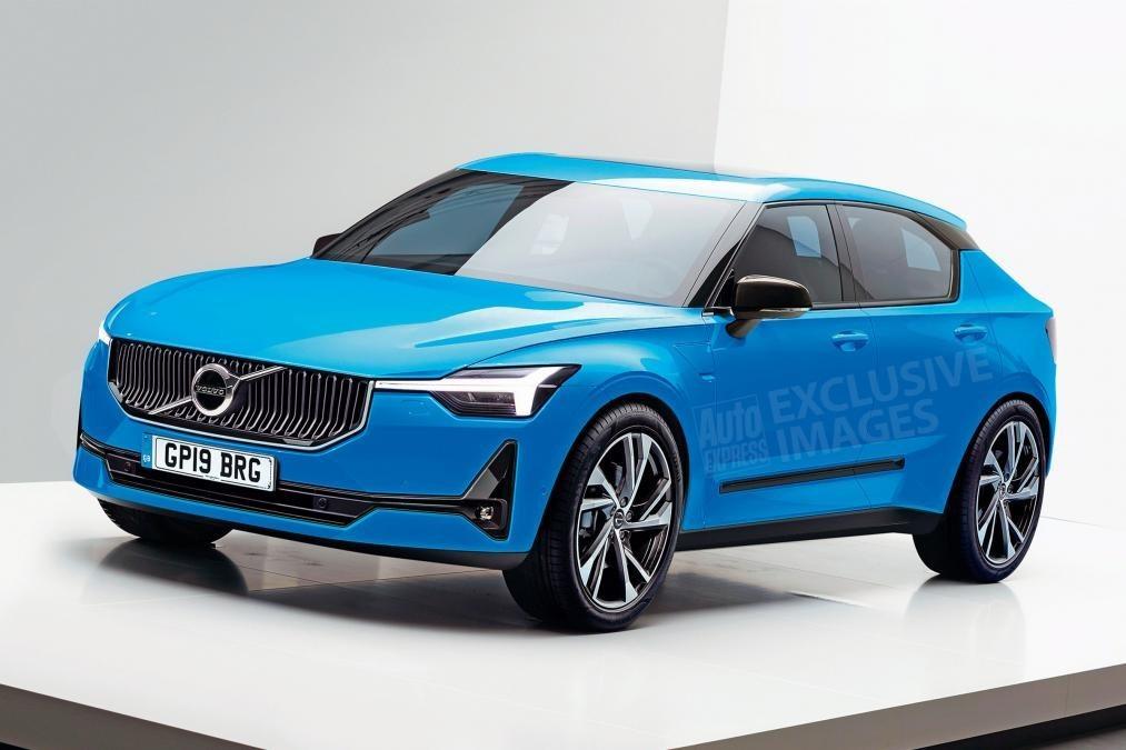 Stylish new Volvo V40 to take aim at VW Golf