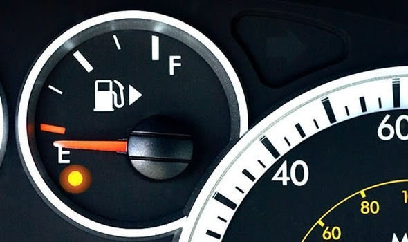 How many miles can you ACTUALLY travel when your fuel warning light comes on?