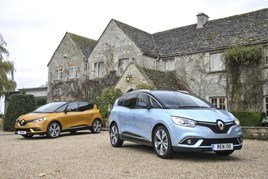 Renault Scénic and Grand Scénic get new petrol engines: prices, specifications and CO2